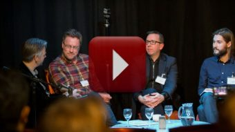 Monetising the Music Industry event, 9 March, 2015